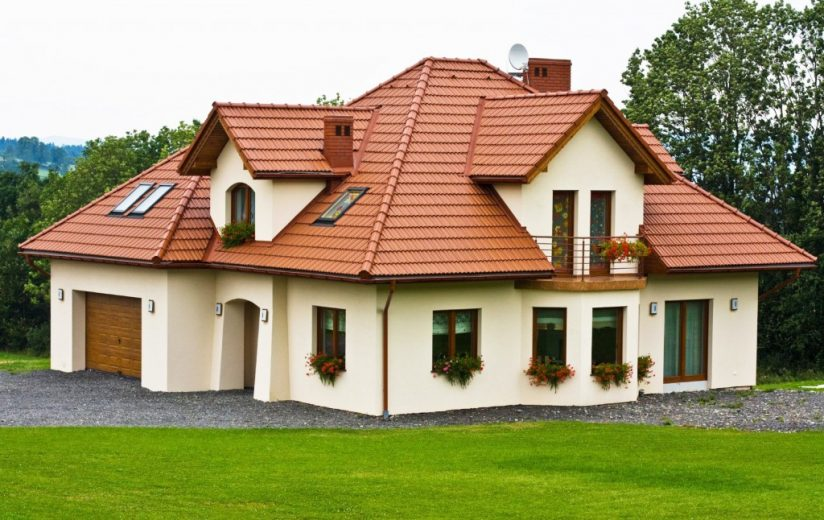Красивая крыша вашего дома