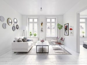 minimalist-scandinavian-bedroom-rounded-mirrors-white-1024x768