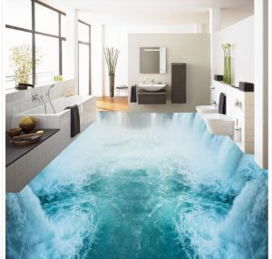 Mural-3d-PVC-Wallpaper-Self-adhesive-Floor-Wallpaper-3d-Magnificent-waterfall-ocean-floor-Modern-Floor-painting
