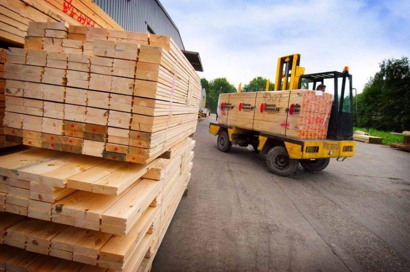 Как быстро доставить строительные материалы на площадку?