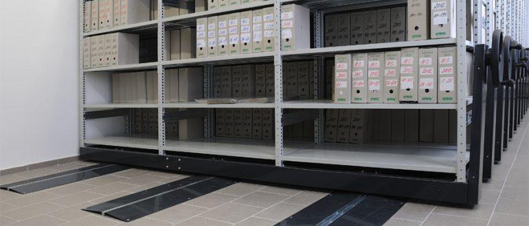 Что нужно знать об архивных стеллажах?