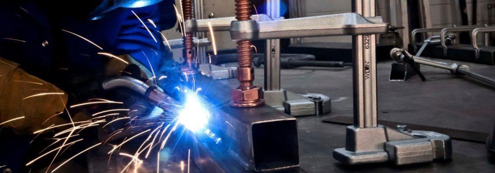 Немного об изготовлении металлоконструкций