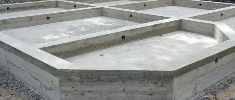 Какой бетон для фундамента выбрать?