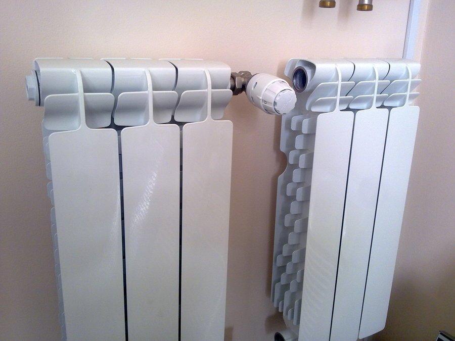 Использование алюминиевых радиаторов
