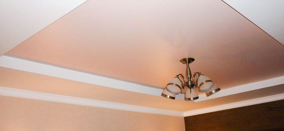 Преимущества сатиновых потолков
