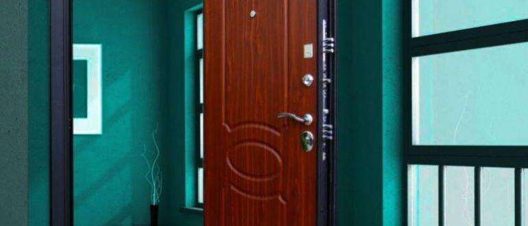 Эксплуатация металлических дверей