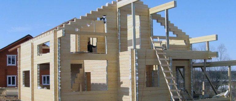 В чем преимущества строительства домов из бруса
