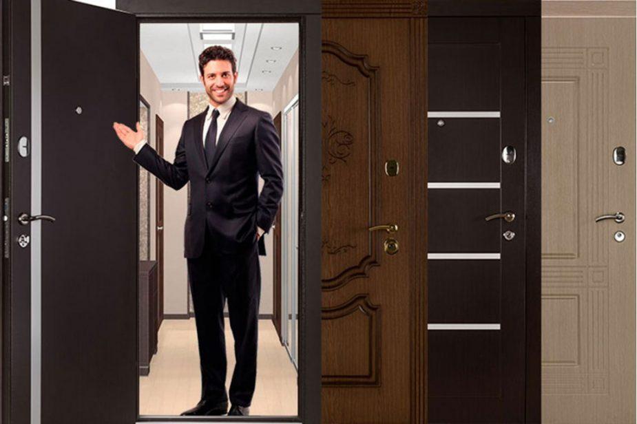 Стальные двери необходимы в каждой квартире