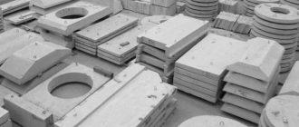 Железобетонные изделия в строительстве