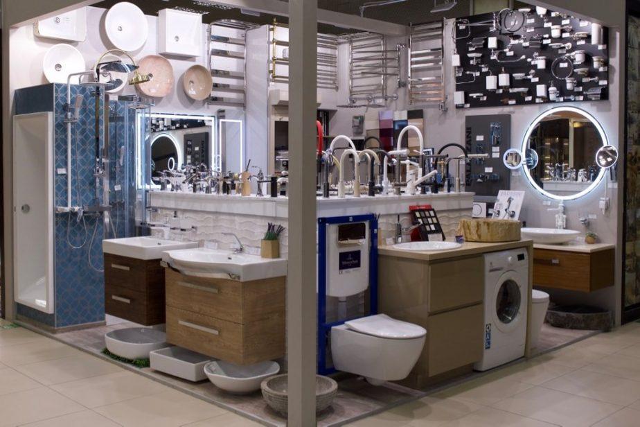 Магазин итальянской сантехники