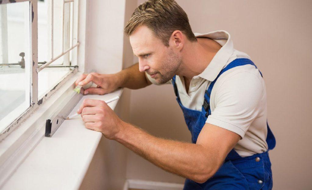 Как выполняют ремонт своих окон?