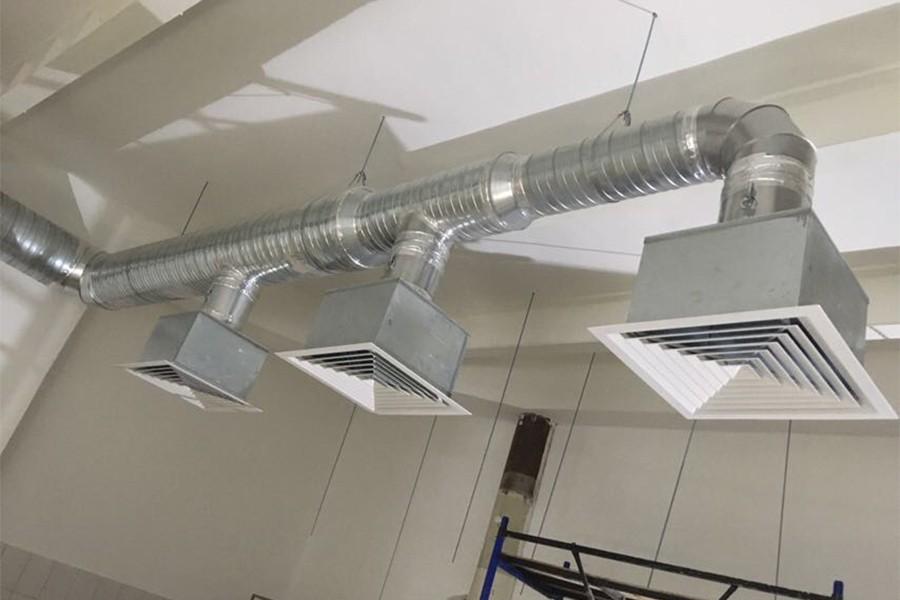 Системы приточной вентиляции