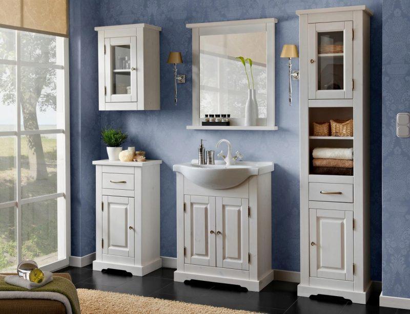 При покупке мебели для ванной главное качество