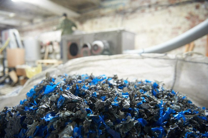 Особенности переработки пластмасс