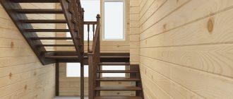 Если вашему жилищу понадобилась лестница
