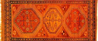 Шедевры персидского ковроткачества