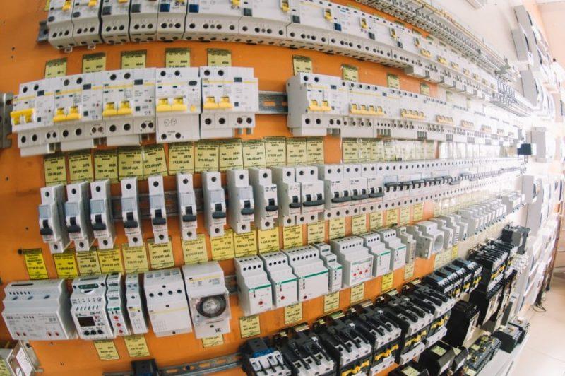 Электротехническая продукция в ремонте дома и офиса