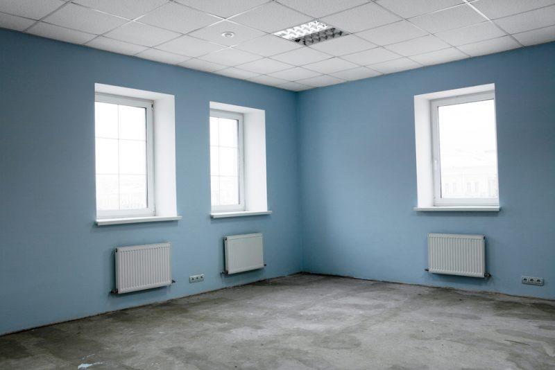 Чтобы навести красоту: косметический ремонт офисов