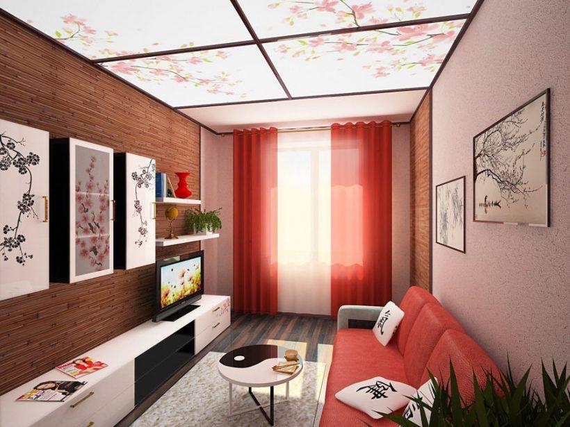 Японский дизайн квартир – модный тренд наших дней