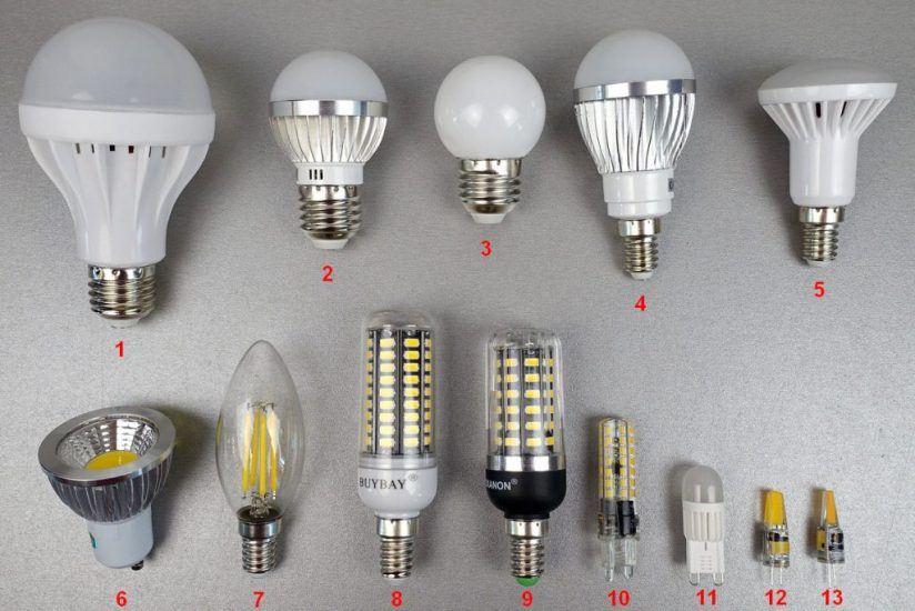 Что хорошего в LED лампах, чего ждать
