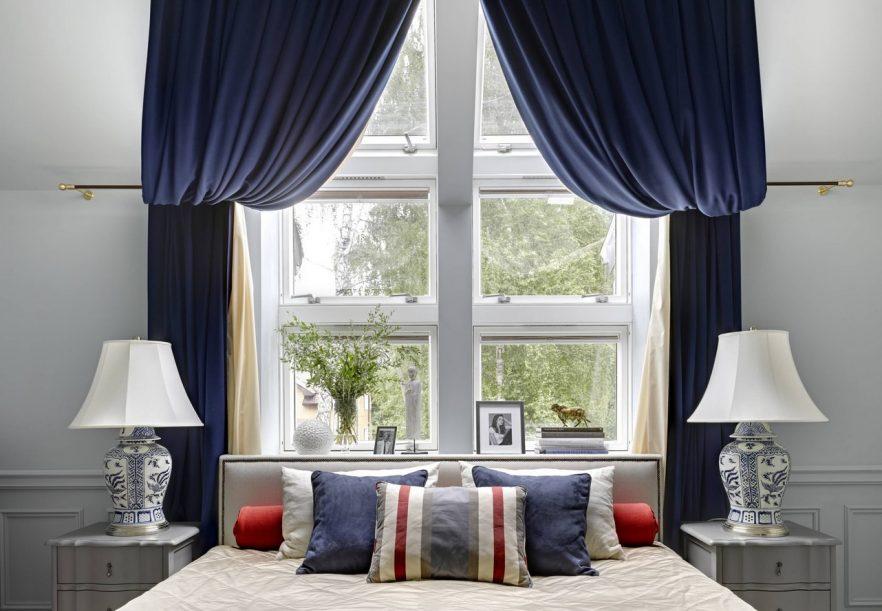 Дизайн штор. Концепция и стили