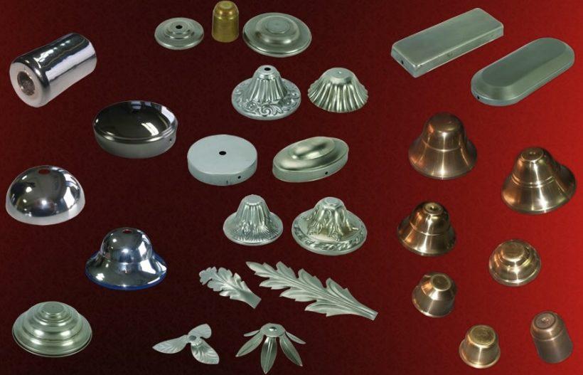 Потолочные светодиодные светильники их комплектующие