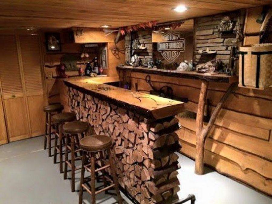 Мебель под старину для пивного бара: хороший выбор
