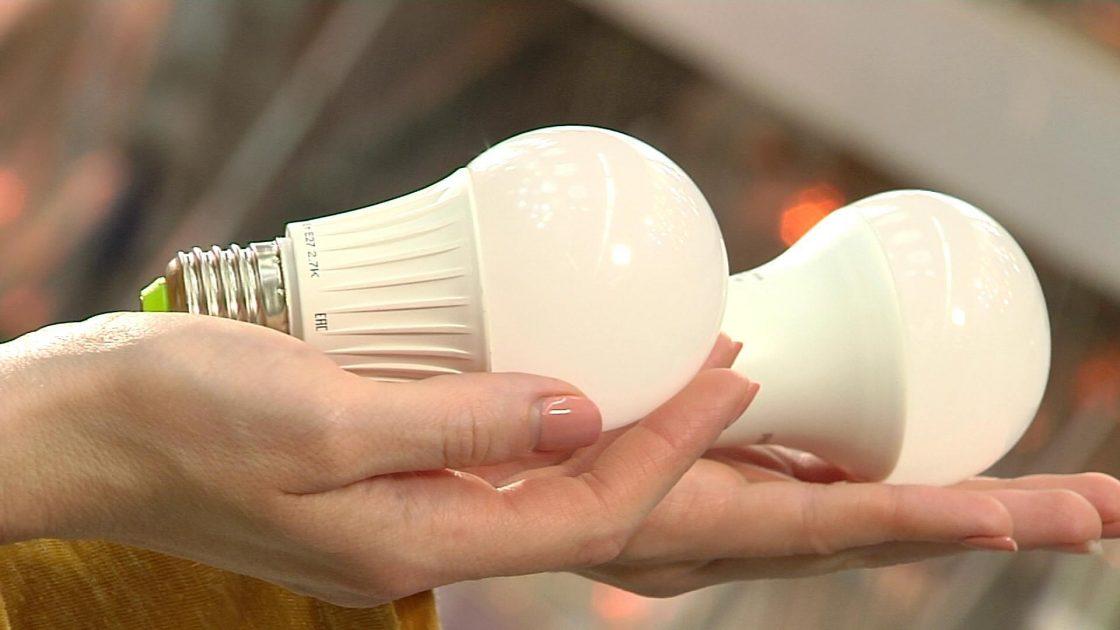 Эффективность светодиодных ламп
