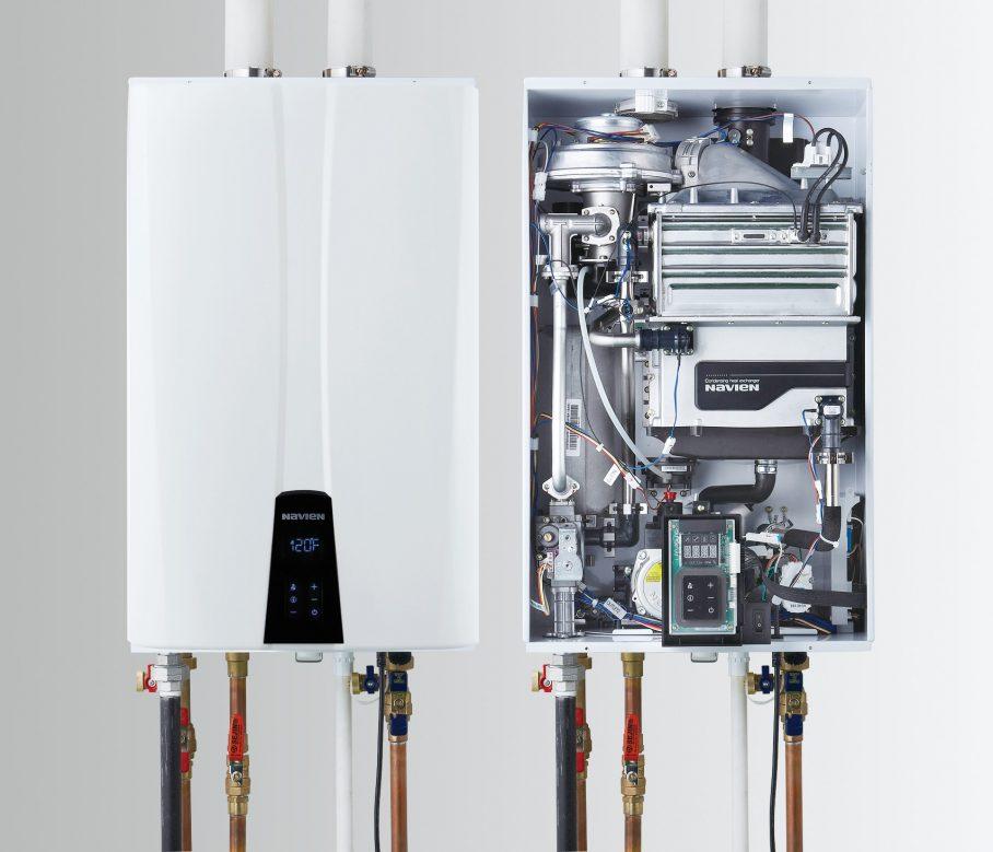 Основные характеристики настенного газового котла