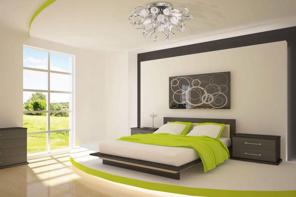 Дизайн спальни: варианты и предложения
