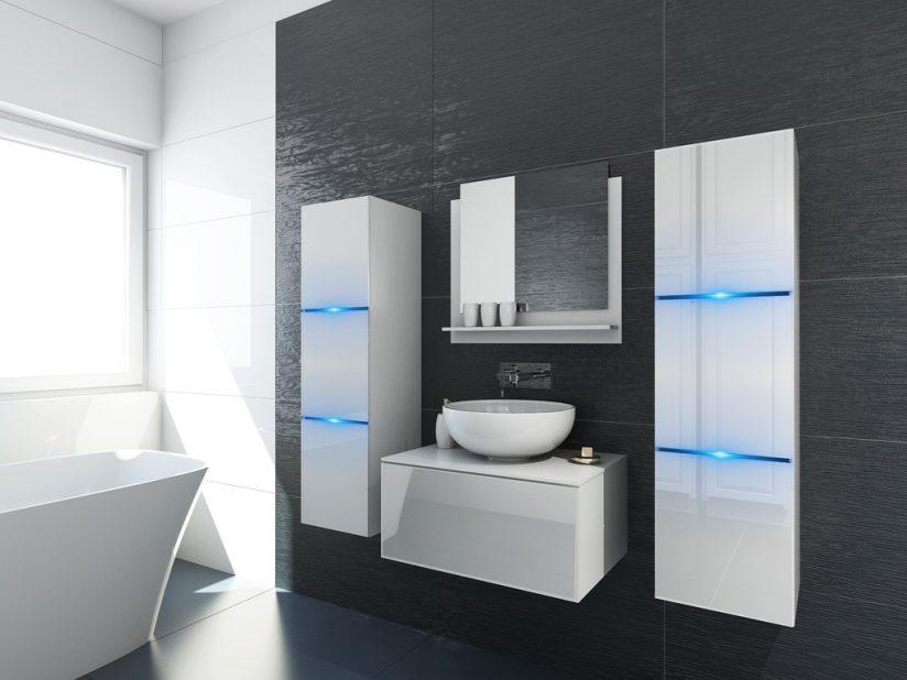 Мебель для ванной комнаты – какая она?