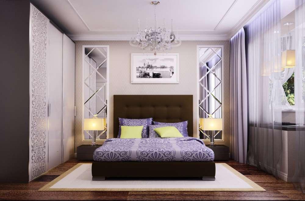 Оформляем спальню и выбираем дизайн