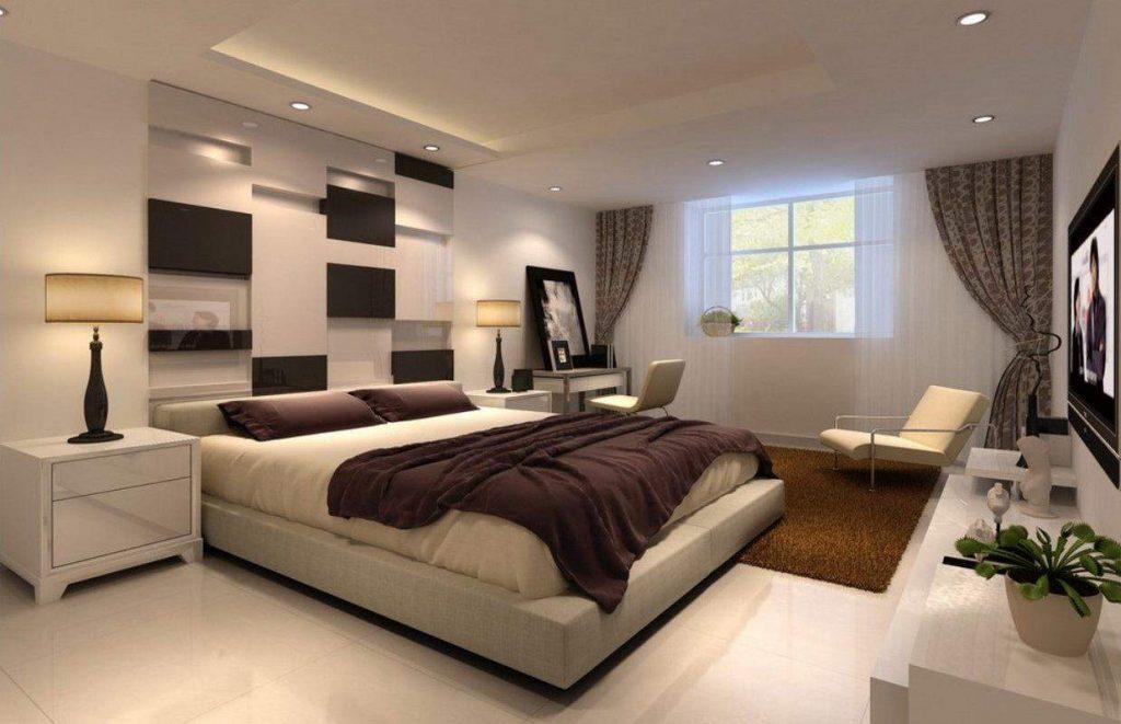 Интересная мебель для спальни