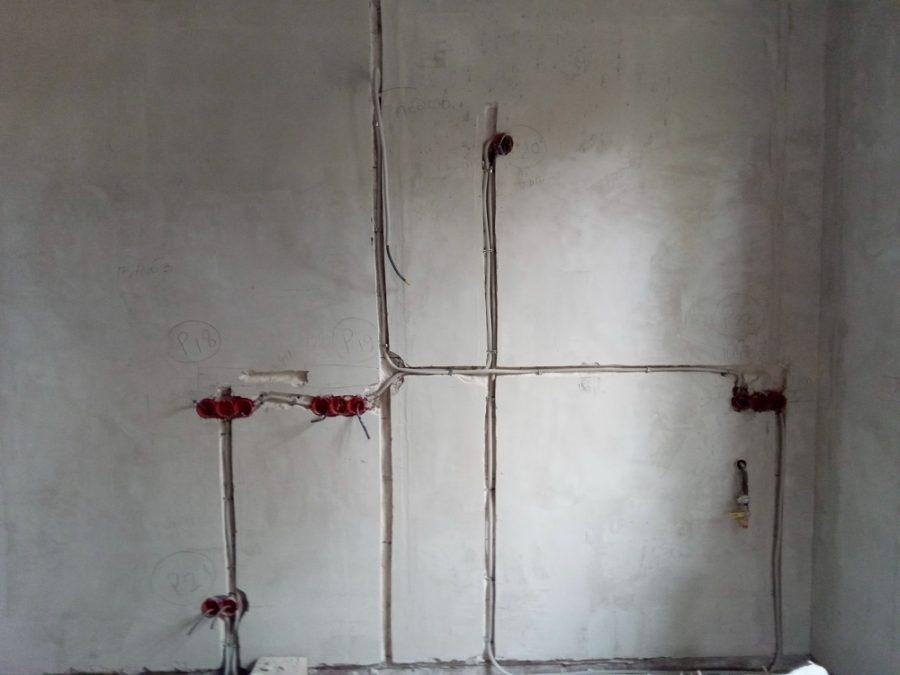 Правила штробления стен