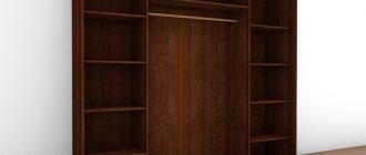 Рост популярности шкафов купе Концепт очевиден