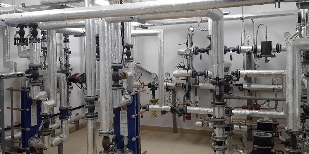 Современные системы водоснабжения