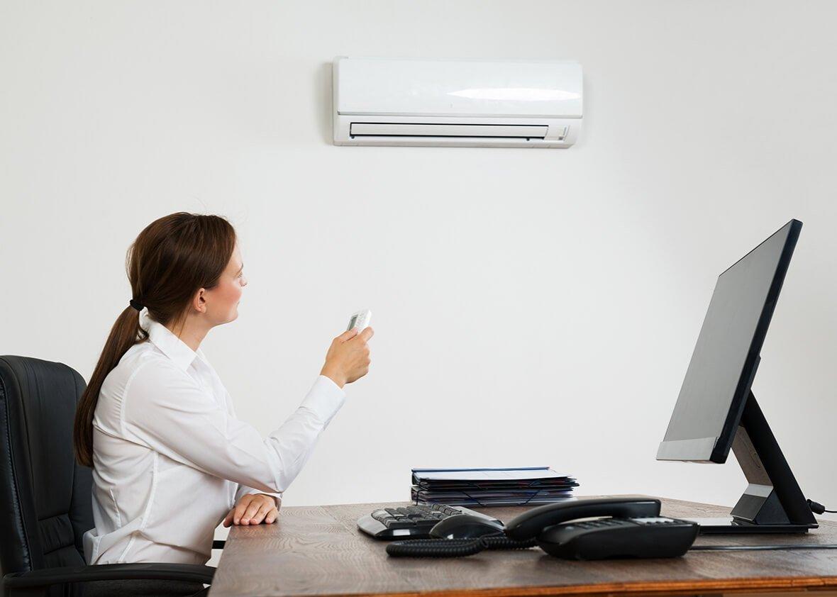 Кондиционируем и вентилируем свое помещения