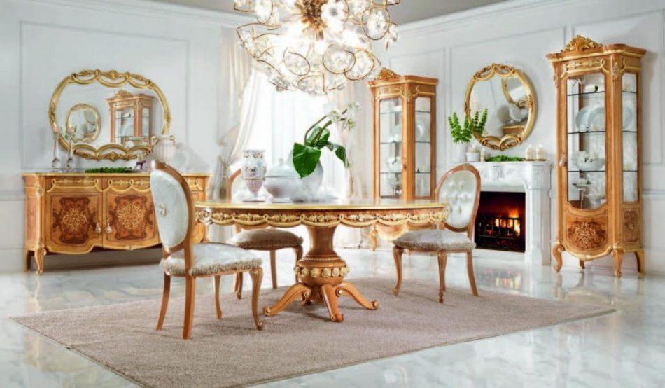 Италия предлагает мебель