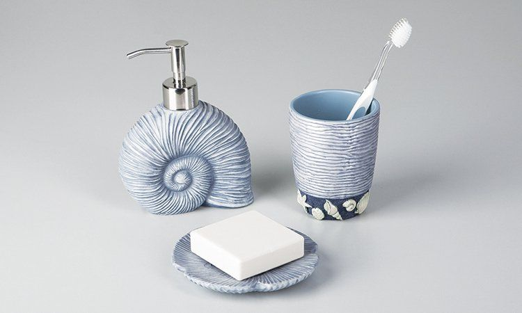 Выбираем аксессуары для ванной комнаты