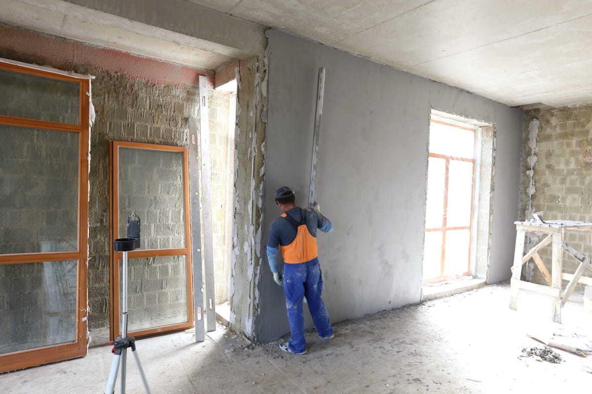 Этапы капитального ремонта жилья