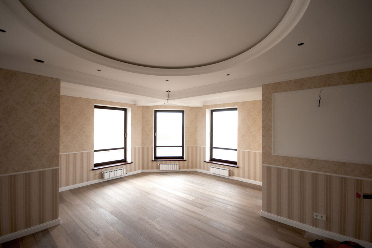 Что собой представляет ремонт квартир под ключ?