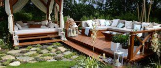 Дачный участок, который предназначен именно для отдыха