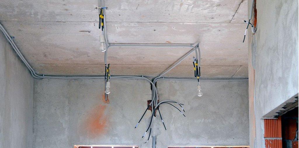 Как сделать электроразводку в квартире?