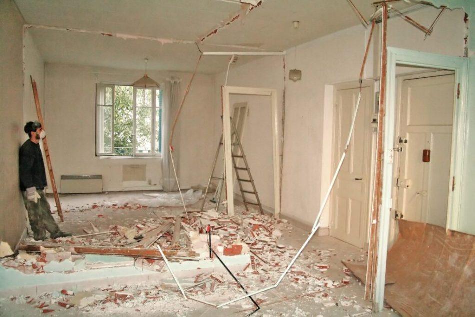 Особенности проведения капитального квартирного ремонта