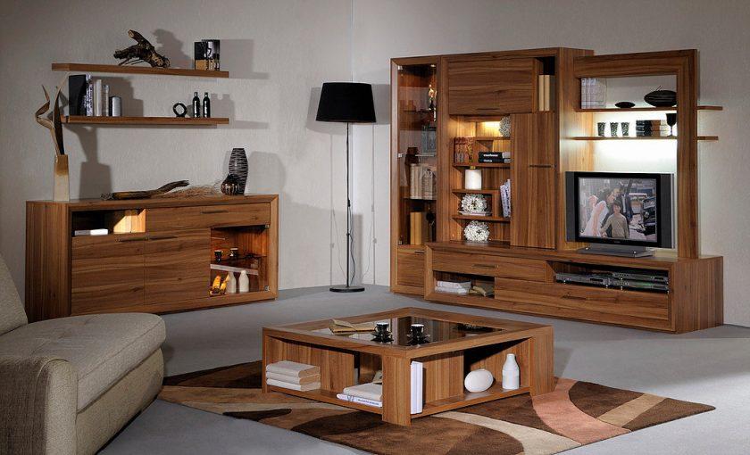 Материалы для современной мебели