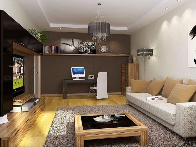 Обустраиваем гостиную и выбираем мебель