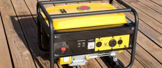 Бензиновые генераторы в хозяйстве