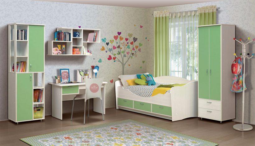Выгодное приобретение недорогой мебели «Алиса»