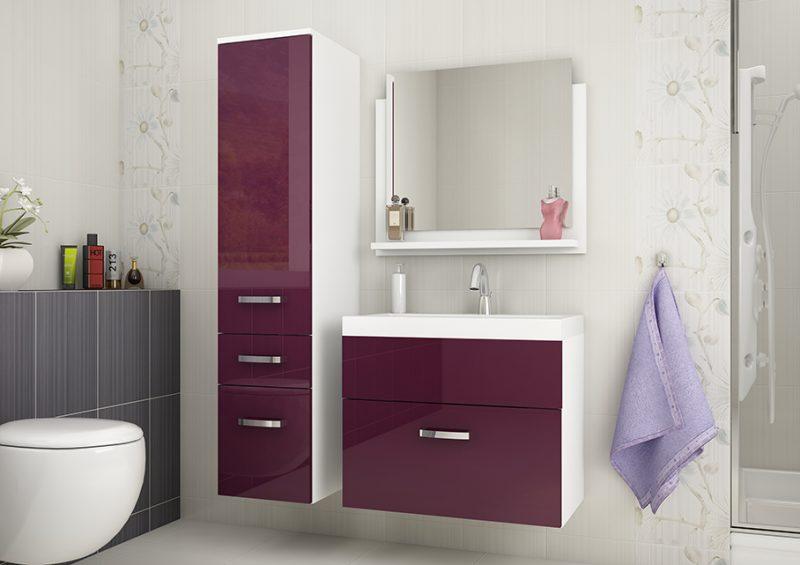 Выбираем правильную мебель для ванной