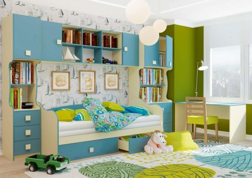 Детская мебель. Как сделать правильный выбор?